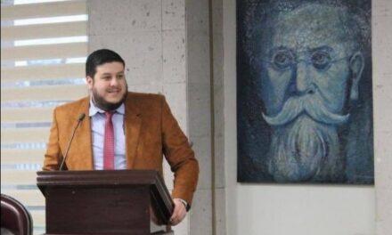 Detienen al ex diputado local Eric Aguilar Lopez en el Juzgado de Pacho Viejo