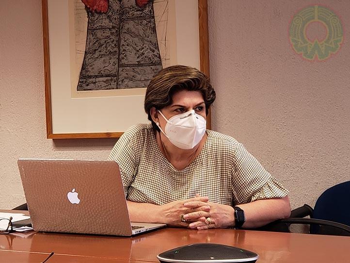 Laura Martínez Márquez explicó que el enfoque PbR mejora la calidad del gasto y la rendición de cuentas, entre otros rubros