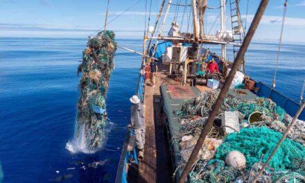 La mayor operación de limpieza marina de la historia, recuperan más de 100 toneladas de basura plástica