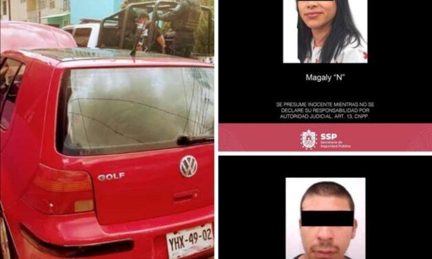 Detiene Seguridad Pública a dos personas por robo a joyería, en Xalapa