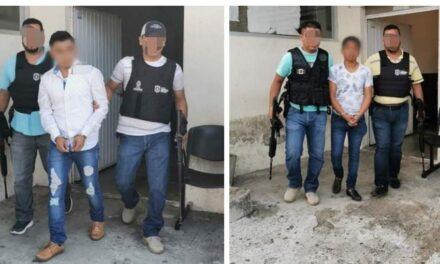 Vinculan a proceso a dos sujetos acusados de atracar a taxistas Xalapeños.