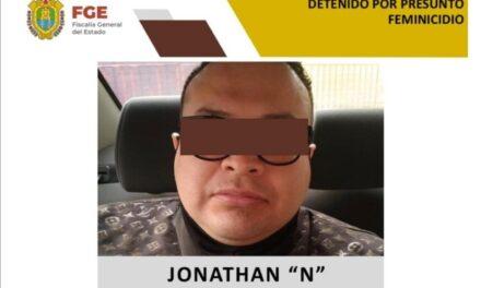 Capturan a presunto homicida del fraccionamiento La Pradera del municipio de Emiliano Zapata