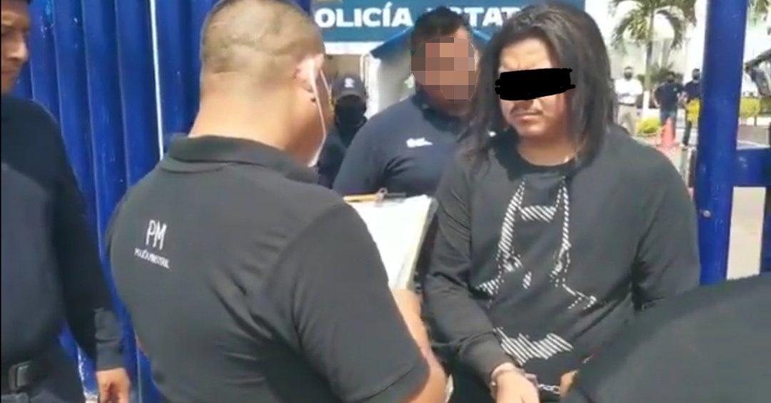 "Dictan prisión preventiva a Aldo ""N"" por feminicidio de Jazmín en Minatitlán"
