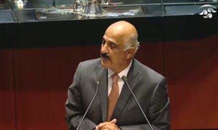 Ricardo Ahued Bardahuil refrenda su compromiso de transparencia en el servicio público