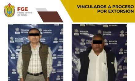 Vinculan a proceso a dos personas por extorsión, en zona centro de Veracruz