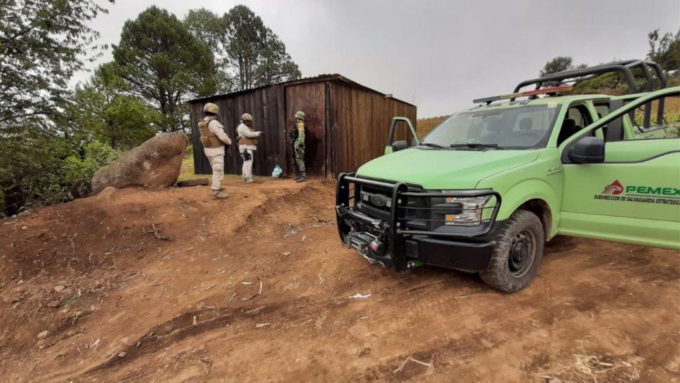 Ejército localiza siete tomas clandestinas en tres estados del país