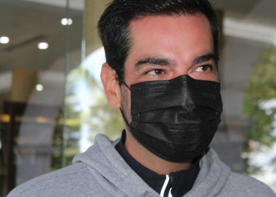 La Ley Seca en Xalapa no detiene las fiestas no tiene caso que continue: Regidor Juan G. Fernández Garibay.