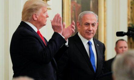 Israel y Emiratos Árabes Unidos firman un histórico acuerdo de paz