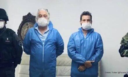 Arrestan a padre e hijo por vender 'cura' contra Covid-19; era dióxido de cloro