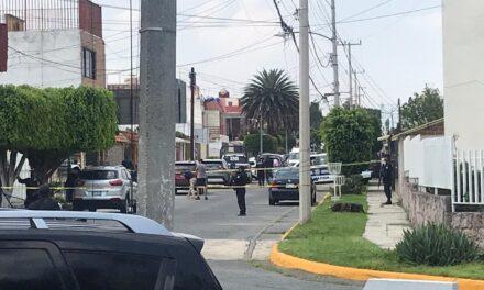 Presunto asaltante se quita la vida tras verse superado por la policía en Naucalpan