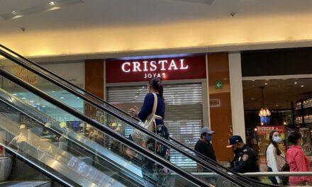 Un detenido en asalto a joyeria Cristal en Plaza Parque Delta de la CDMX