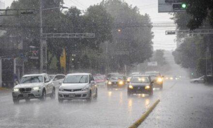 Continúan las lluvias en gran parte del país