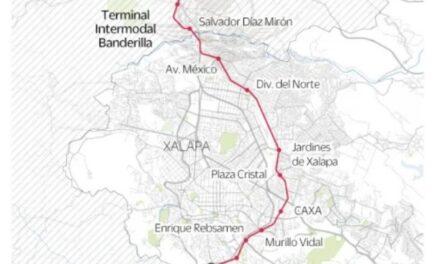 """Amplíam plan ferroviario, Tren ligero metropolitano de la región capital- Banderilla-Velódromo en Xalapa-Coatepec–Xico, se desplazará sobre la línea ferroviaria """"V"""""""