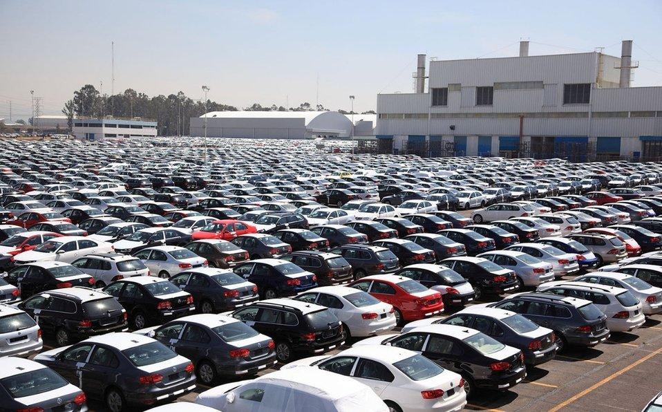 Aumenta 30.7% compra de vehículos en julio