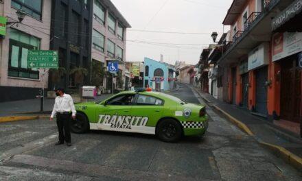 Estos mucipios de Veracruz vuelven a cerrar sus calles durante el fin de semana