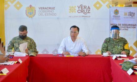 Destaca gobernador Cuitláhuac detección y cierre de 16 tomas clandestinas de hidrocarburo en zona norte