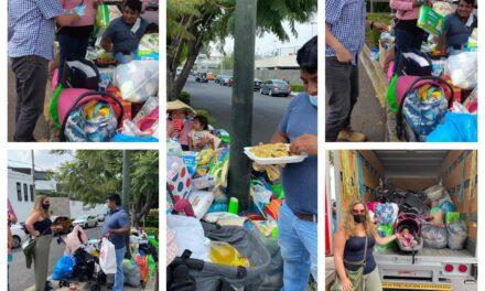 Gran sorpresa se llevó un padre que intercambiaba artesanias por productos para bebé en la CDMX