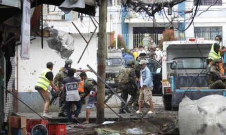 Atentado y explosión en Filipinas dejan al menos catorce muertos y 75 heridos este lunes