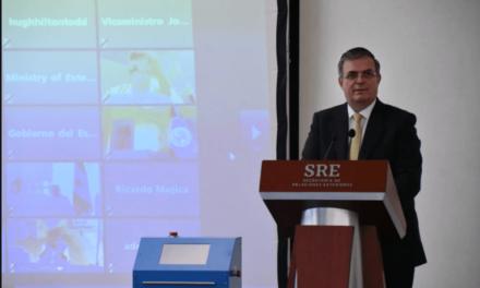 SRE distribuirá ventilador fabricado en México a 14 entidades de la República