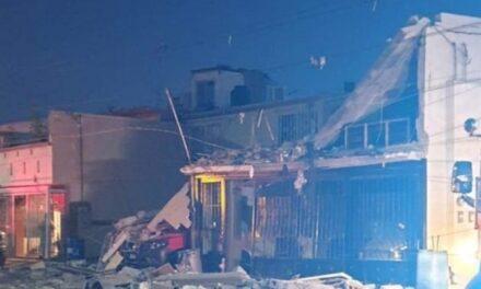 Video: Fuga de gas provoca explosión en casa de San Nicolás