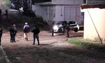 Dos personas ejecutadas en el interior de un taxi en Xalapa