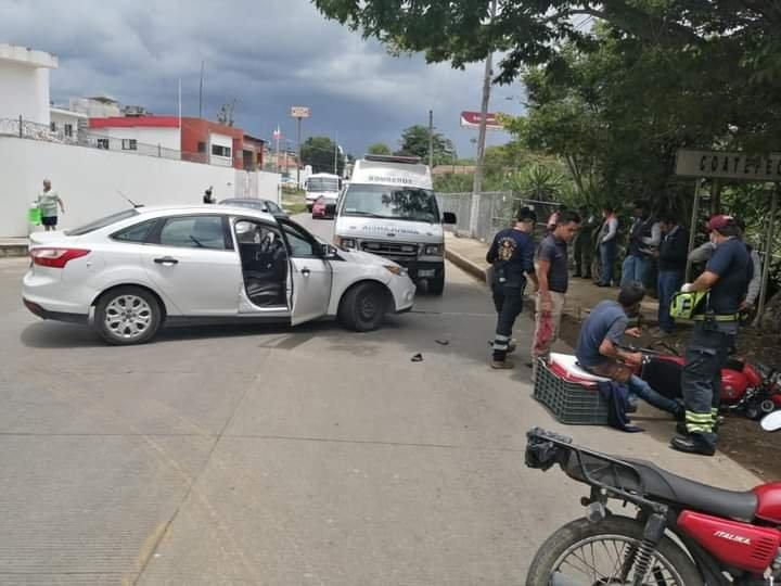 Accidente en la carretera Coatepec – Xico
