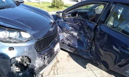Accidente en la carretera Xalapa Coatepec, a la altura de La Florida