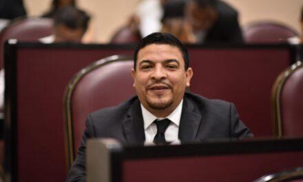 Heberto en el 2020 Parlamento Veracruz. Juan Javier Gómez Cazarín
