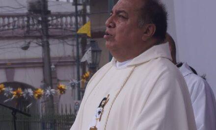 Esta tarde falleció el Pbro. Gilberto Suárez Rebolledo quien se desempeñaba como Vicario general del Arzobispado y párroco en la Basílica de N.S. De Guadalupe en Xalapa