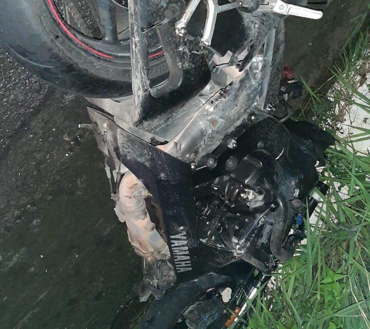 Fallece pareja en accidente de motocicleta en la carretera Xalapa – Veracruz