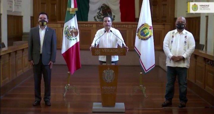 Se transferirá a municipios recursos del FEIEF para apoyarlos ante la emergencia sanitaria por 169.1 millones.