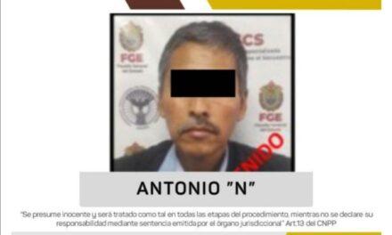 La Unidad Especializada en Combate al Secuestro (UECS), con sede en Xalapa, obtuvo una imputación en contra de un probable secuestrador que fue detenido por detectives ministeriales en cumplimiento de una orden de aprehensión.