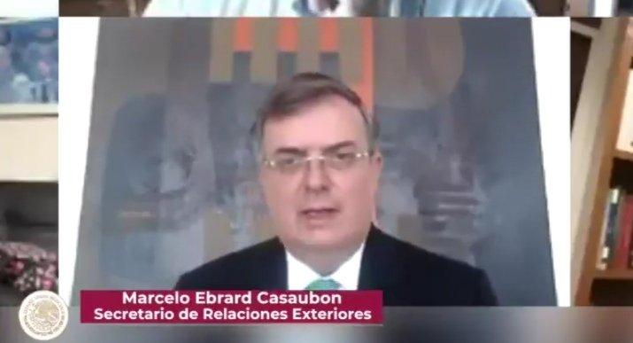 Consorcio financiará 19 proyectos mexicanos para el desarrollo de vacunas y tratamientos contra el COVID-19: SRE