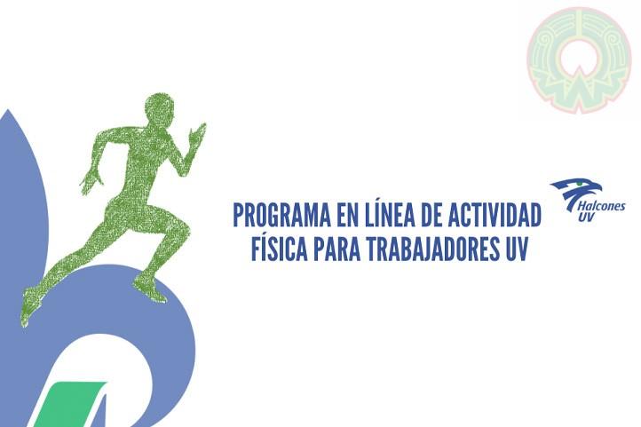 La UV ofrece el Programa en Línea de Actividad Física para Trabajadores