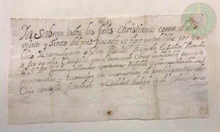 En el siglo XVIII, pecado y crimen eran casi sinónimos: estudiante del CECC
