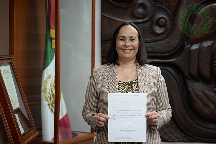 Evangelina Murcia Villagómez asumió la Dirección General de Recursos Humanos