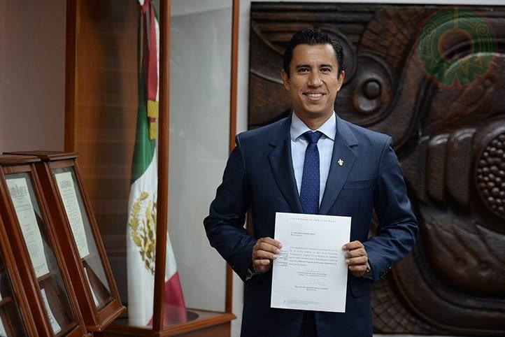 Eric Jesús Galindo Mejía funge como Director General de Recursos Financieros