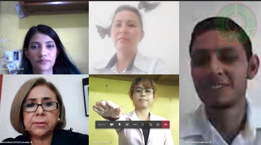 El Foro de Experiencia Recepcional de la Facultad de Pedagogía se realizó de manera virtual