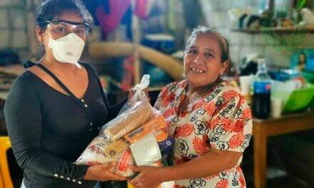 UVI apoyó a comunidades damnificadas del Totonacapan
