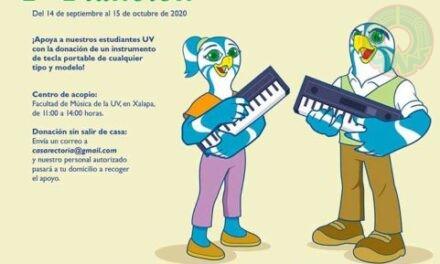 UV realizará 1er Pianotón, del 14 de septiembre al 15 de octubre