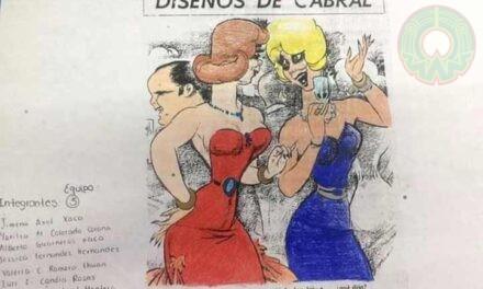 """Obra de """"El Chango"""" Cabral fue analizada por egresada UV"""