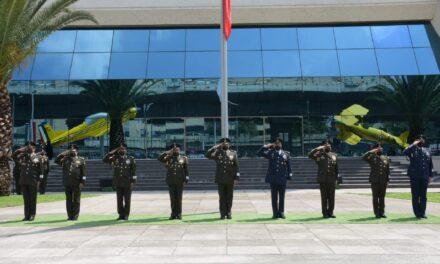 Nombran nuevo Comandante de la Fuerza Aérea Mexicana al C. General de División Piloto Aviador D.E.M.A. José Gerardo Vega Rivera