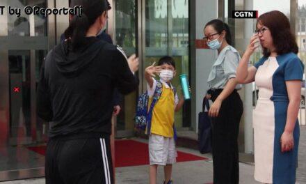 En China y Europa los niños regresan a clases bajo la mirada del Coronavirus