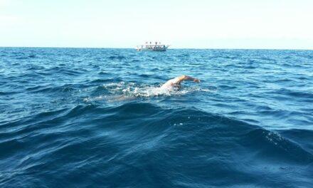 Mexicano buscar ser el 1er humano en completar la triple corona de la natación con cruces dobles. Sólo le falta el cruce doble al Canal de la Mancha