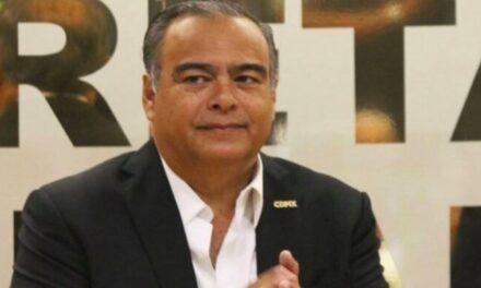 Ordenan detención de Raymundo Collins, exsecretario de Seguridad