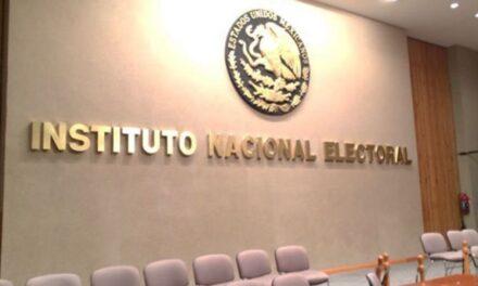 INE tiene conocimiento de proceso contra cuatro funcionarios