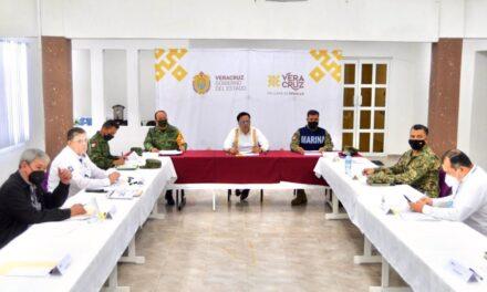 Marina supervisará Puertos de Veracruz, Tuxpan y Coatzacoalcos: Cuitláhuac García