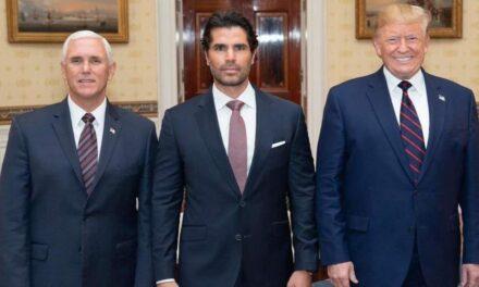 Eduardo Verástegui, nominado por Trump para cargo clave en gobierno de EE.UU.