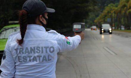 Aplicarán Operativo Radar en la carretera Xalapa Coatepec, para evitar accidentes