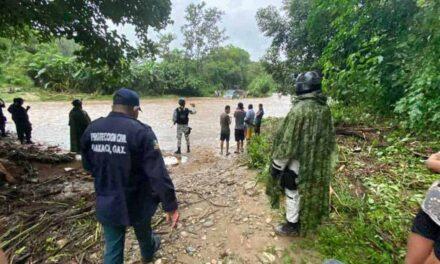 Deslaves dejan 9 muertos en Oaxaca; PC alerta por más tormentas